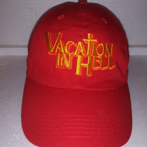 fe2758af52bb7 Vacation in Hell Flatbush Zombies hat. M 5bb81abbc2e9fed12ecce9fd